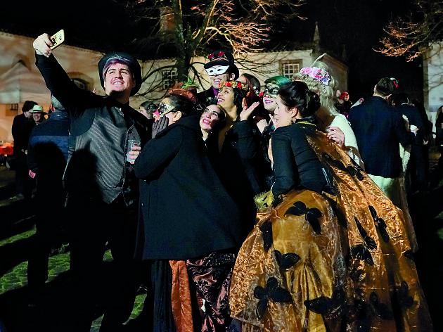 As melhores festas de Carnaval em Lisboa