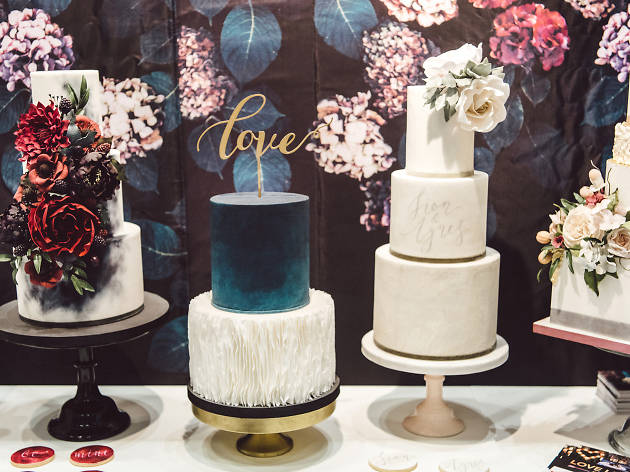 Cakes at The National Wedding Show
