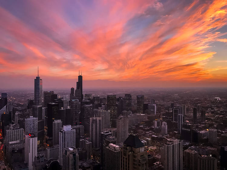 Get high at 360 CHICAGO