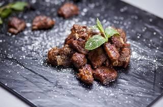 Braised pork rib at Chili House SF