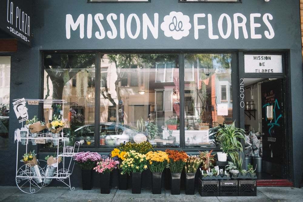 Mission de Flores