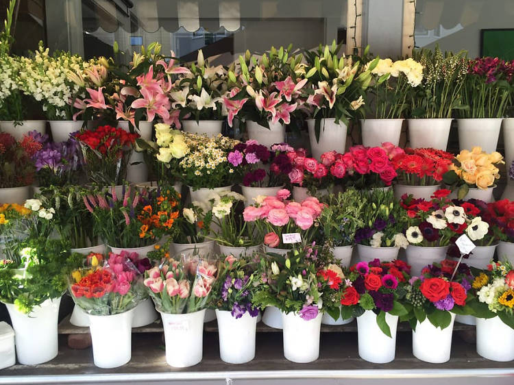The best florists in San Francisco