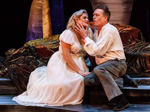 Tristan and Isolde Melbourne Opera 2018 photo credit: Robin J Halls