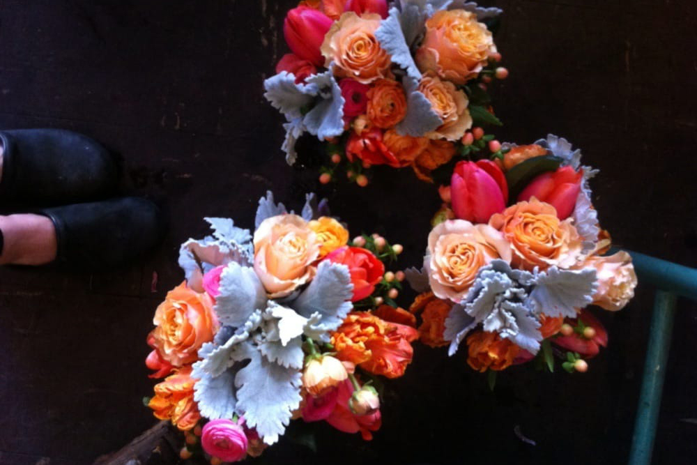 Bell & Trunk Flowers