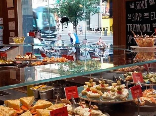 Txapela - Madrid