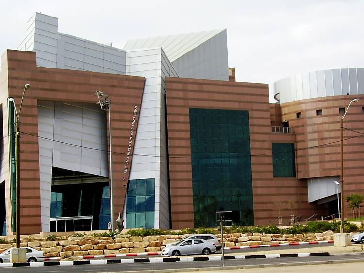 Be´er Sheva Performing Arts Center