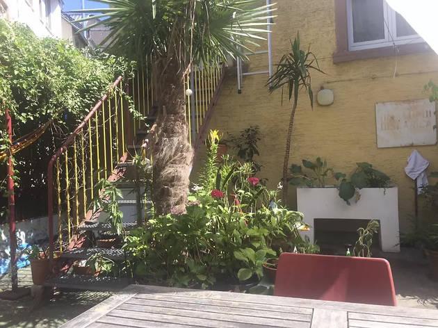 Best Airbnbs garden