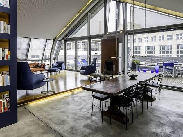 Best Airbnbs industrial