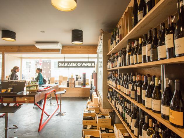 Garage Wines
