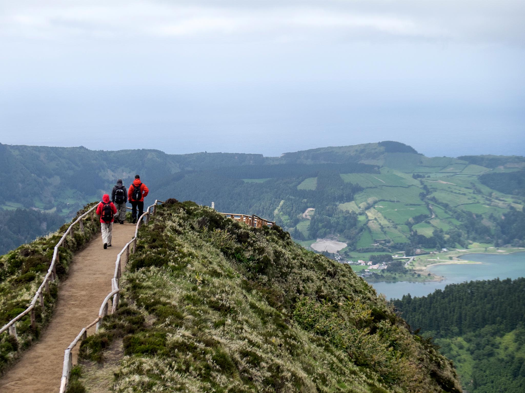 Açores, São Miguel, Boca do Inferno