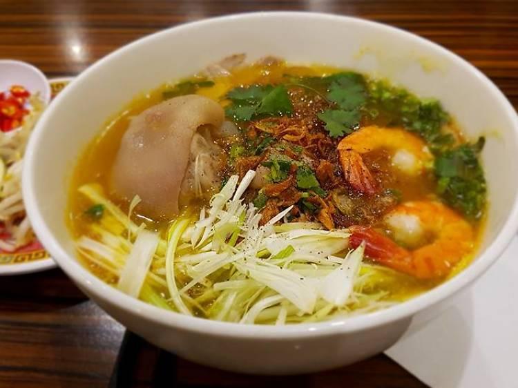 Ngoc Xuyen Saigon