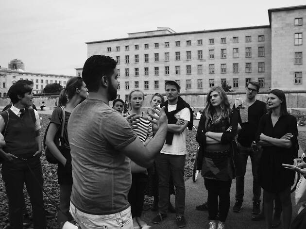Berlin tours Refugee Voices Tours