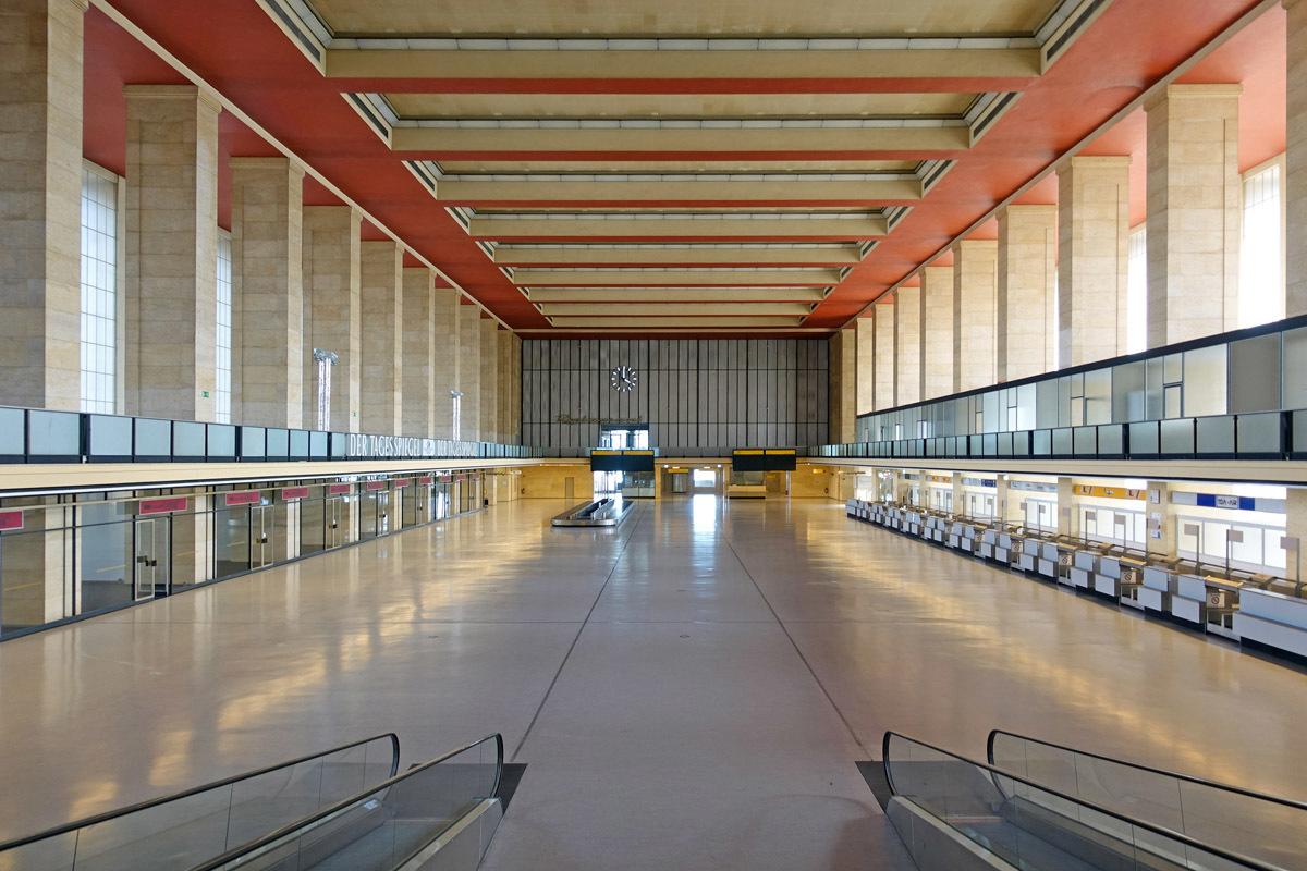Berlin tours Tempelhof