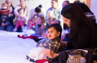 Talleres para primera infancia en el Centro Cultural Elena Garro
