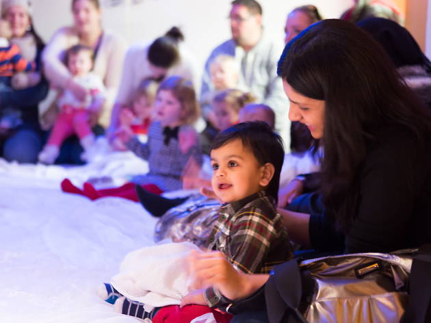 Talleres para bebés en el Centro Cultural Elena Garro