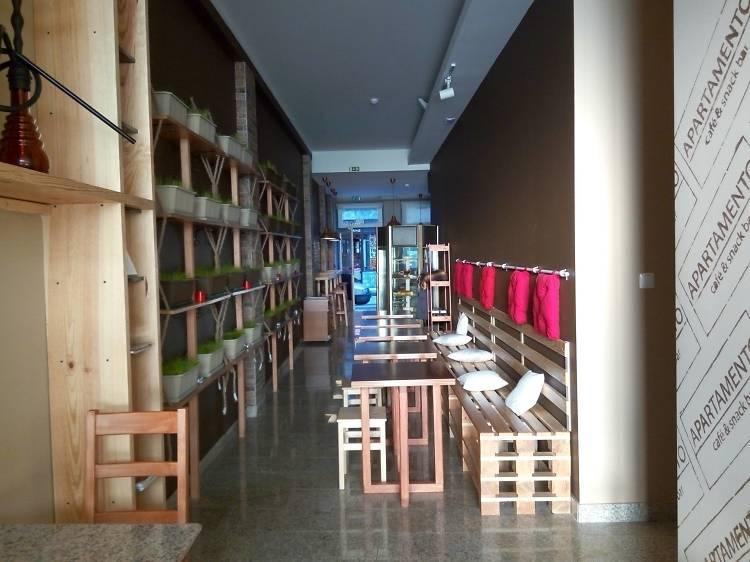 Apartamento Café
