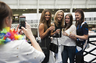 The National Wedding Show attendees