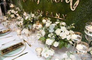 Table inspiration at The National Wedding Show
