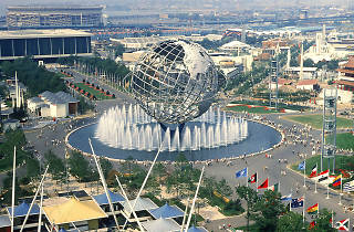 A re-creation of the World's Fair is coming to Queens this spring