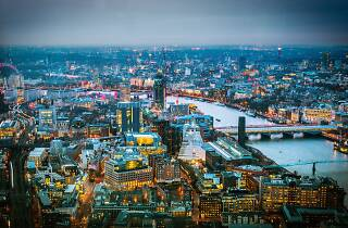 London, view from the shard