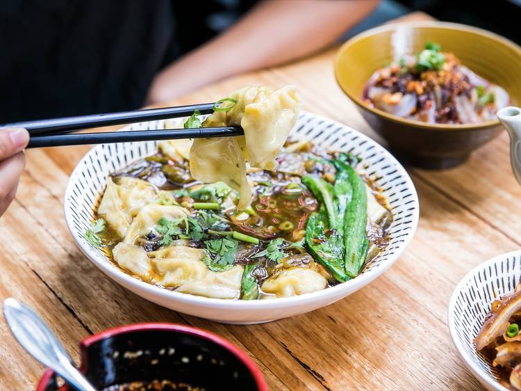 Dainty Sichuan Noodle Express