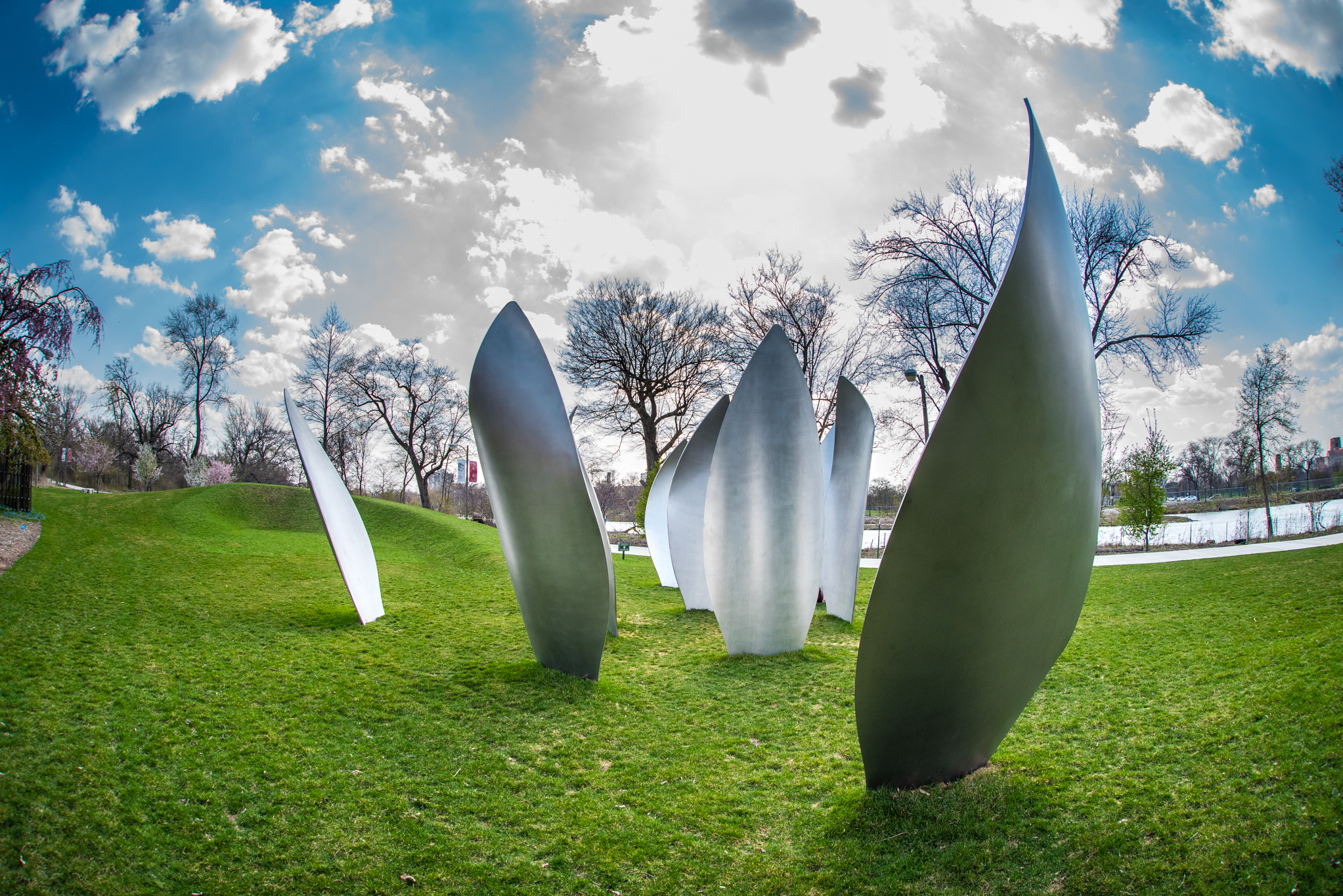 The coolest public art in Chicago