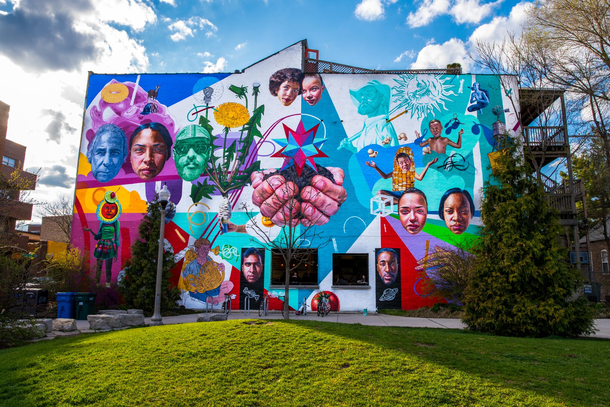 Conagra Mural