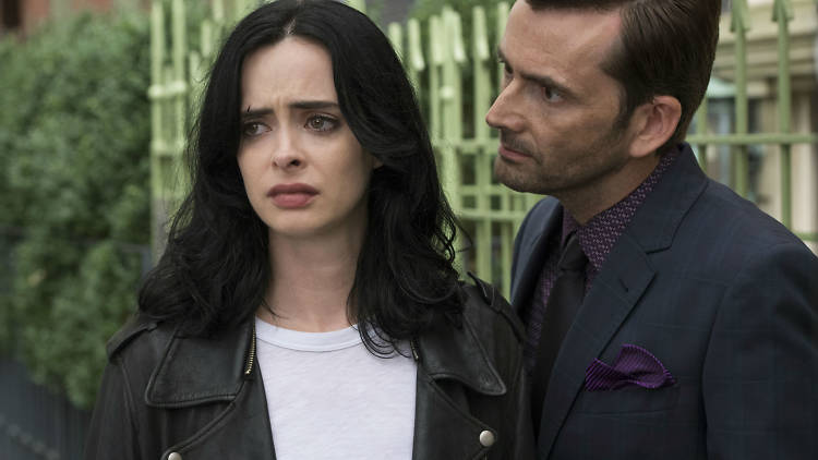 Jessica Jones estrena su temporada 2 en Netflix