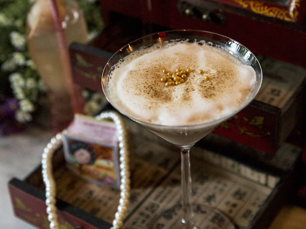 The best Asian-inspired cocktails in Singapore