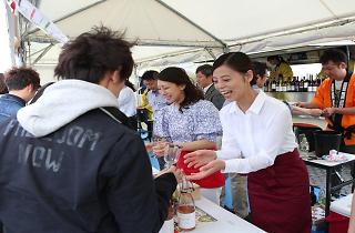 Japanese Wine Matsuri