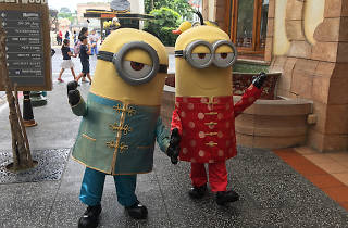 Chinese New Year at Resorts World Sentosa