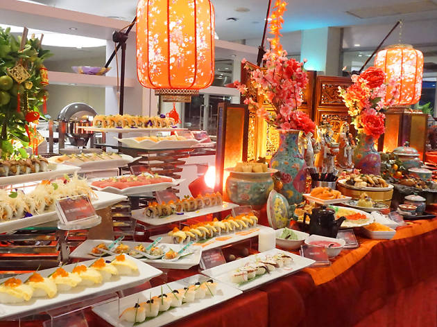 Chinese New Year meals in Penang