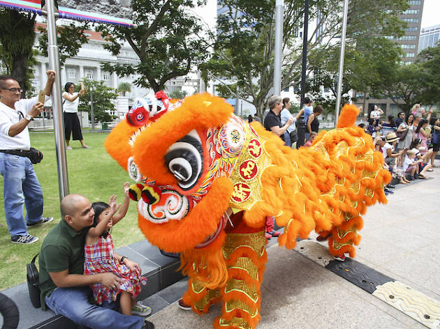 Here's how to celebrate Chinese New Year in Singapore