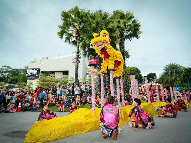 The best CNY 2018 events in Singapore