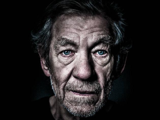 Ian McKellen stars as 'King Lear' at Duke of York's Theatre