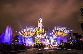 Time Out Disneyland Paris and Mastercard Creative Solutions DO NOT REUSE