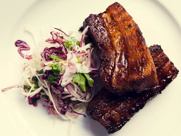 Hawksmoor Seven Dials - Tamworth Old Spot belly ribs