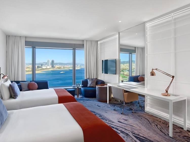 The best luxury hotels in Barcelona