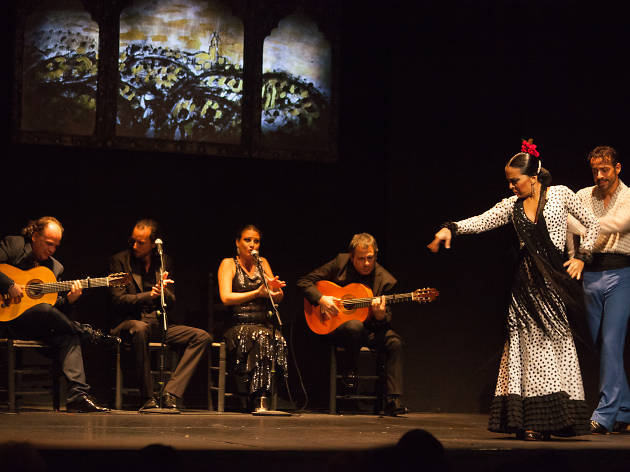 Teatro Flamenco de Madrid