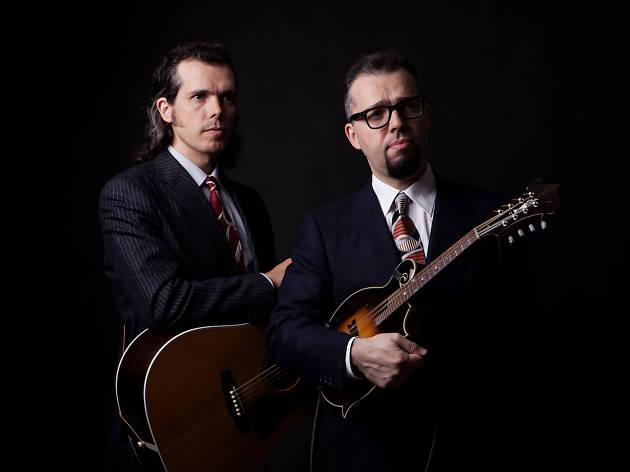 Los Hermanos Cubero + Quentin Gas & Los Zíngaros