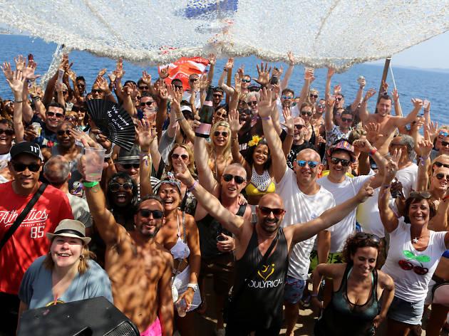 SuncéBeat Festival, Croatia