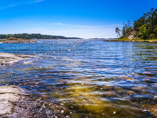 Sail through Stockholm's 30,000 island archipelago
