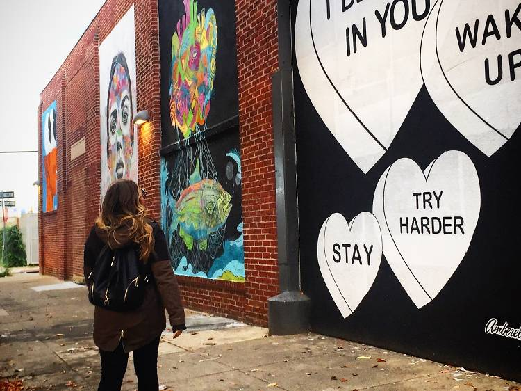The most Instagrammable places in Philadelphia