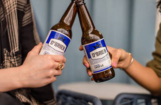O'Briens beer cheers