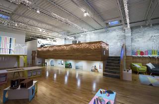 PlayArts is an indoor play space for kids in Philadelphia