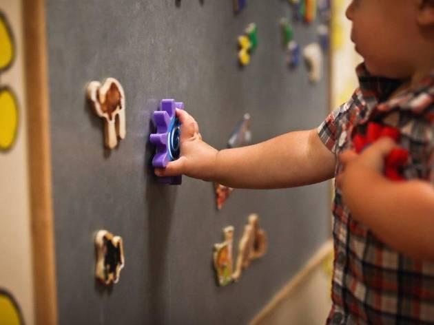 Take your kids to indoor pay wonderland Lulus Casita in Ardmore.
