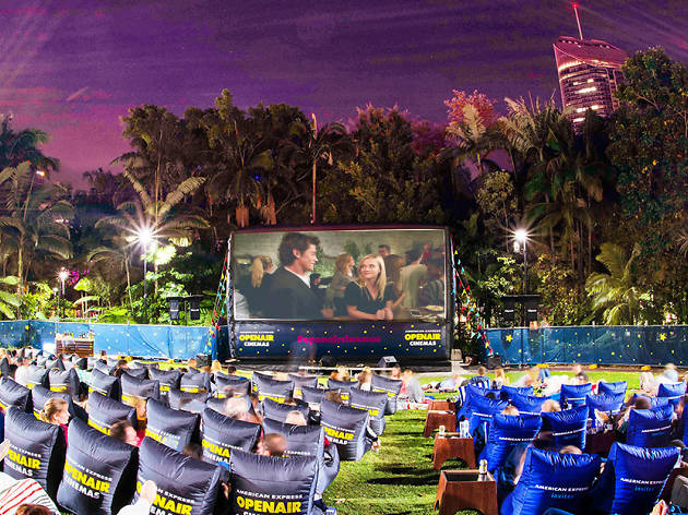 American Express Openair Cinemas Perth