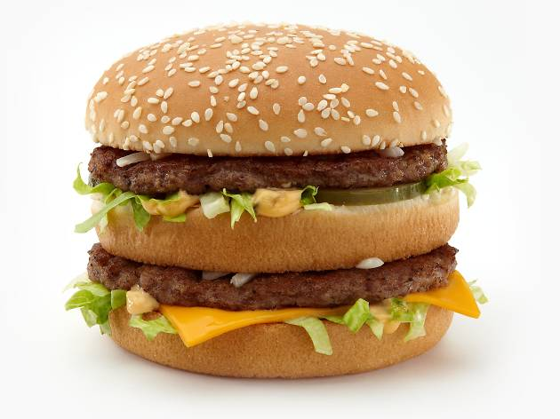 All 16 McDonald's Hong Kong burgers ranked