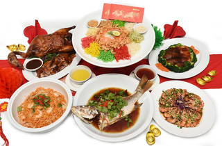 Eastern & Oriental Hotel Chinese New Year promotions