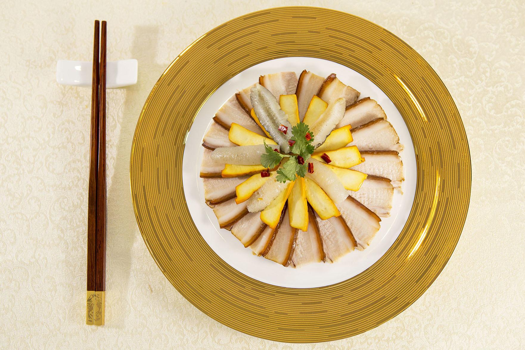 帝景軒松茸‧海參大江南北海鮮自助晚餐